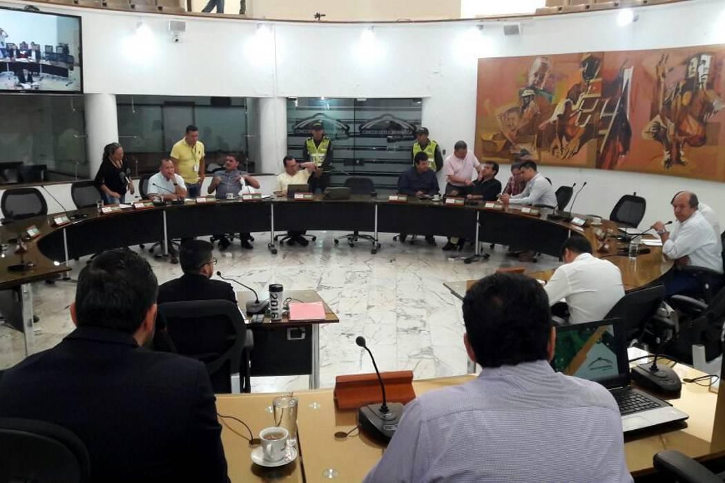Moción de censura a Director de Tránsito de Bucaramanga sería improcedente