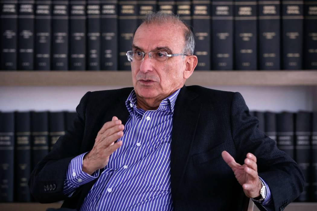 Humberto de la Calle pidió que reforma política no se tramite por 'fast track'