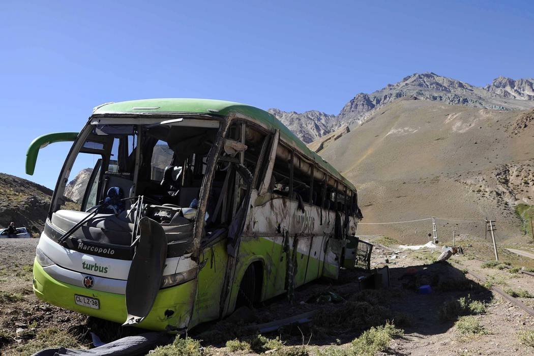 Fallecen 19 personas en accidente de bus
