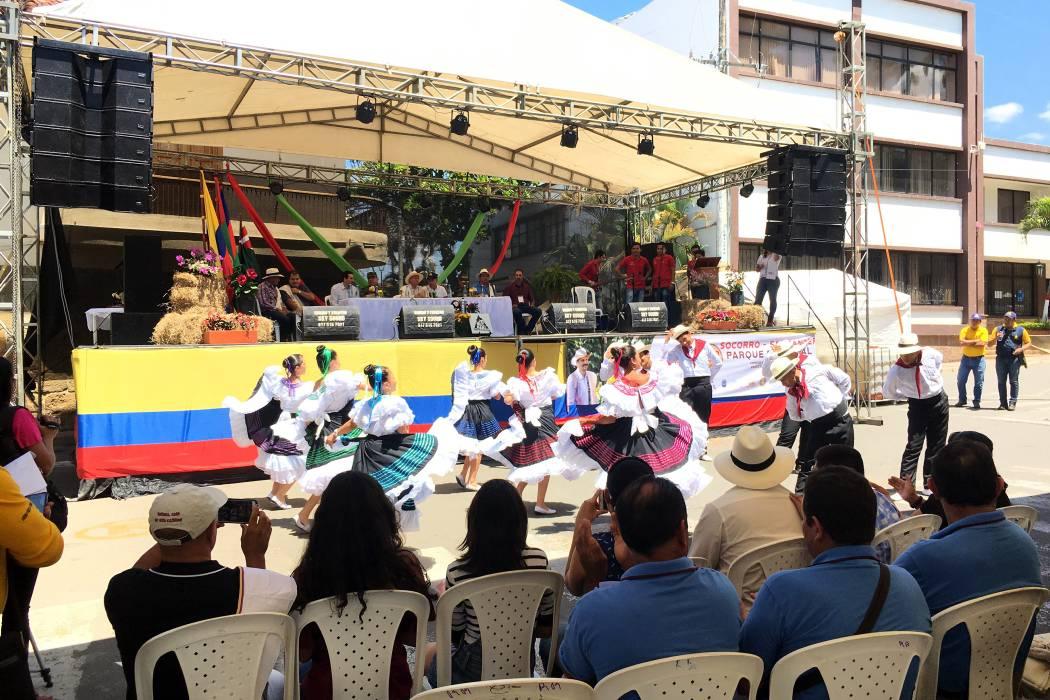 IV Festival Departamental del Café se fortalece en el Socorro