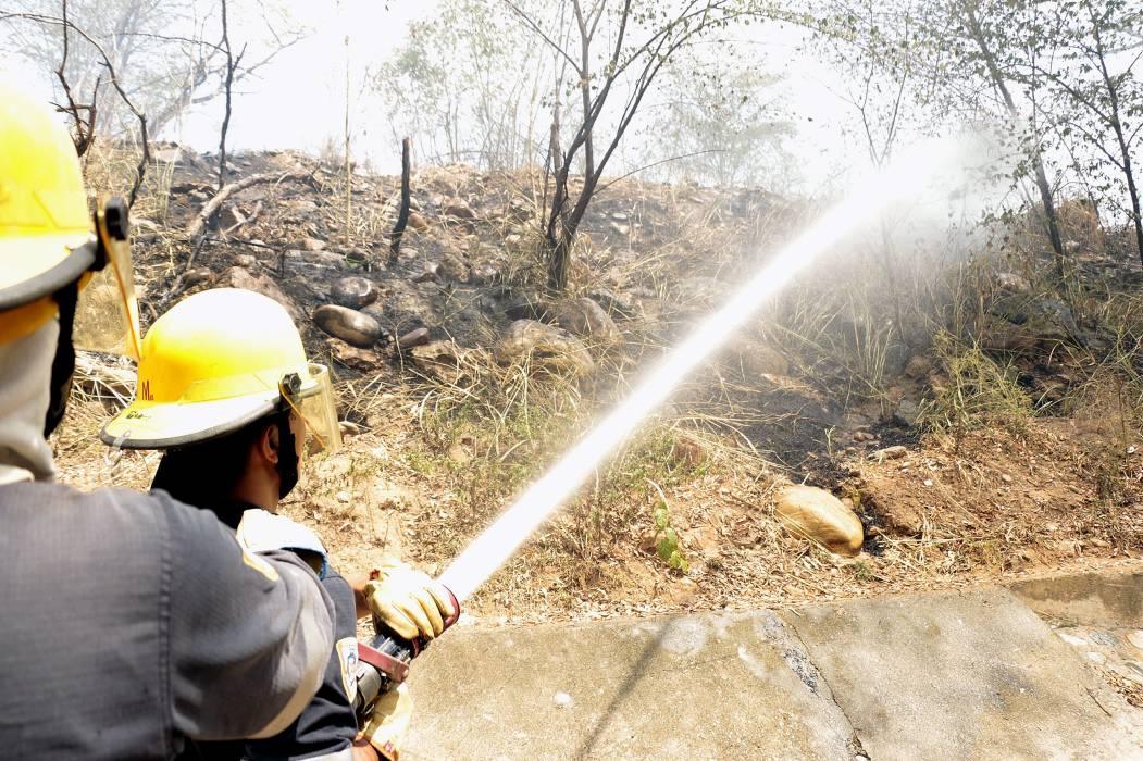 El municipio sufrió 3 nuevos incendios