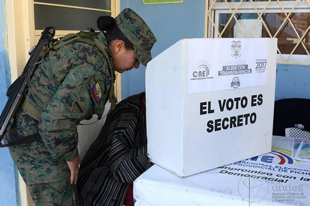 Tensión en Ecuador por demora en los escrutinios de las elecciones presidenciales