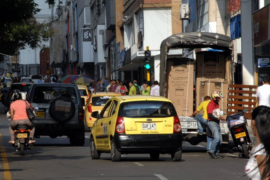 ¿Por qué se cayó el Pico y Placa en el Centro de Bucaramanga?