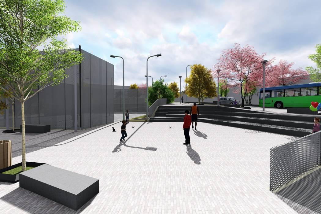 Con $958 millones Alcaldía de Bucaramanga construirá nuevo escenario recreativo