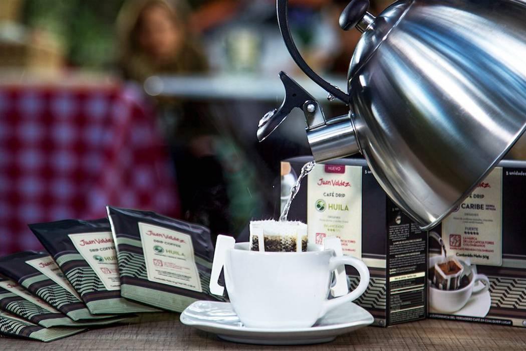 Café Drip, nuevo ritual para preparar el café