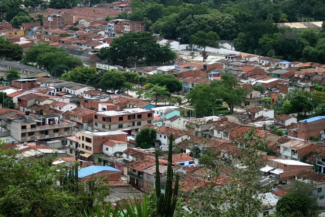 El barrio Santa Cruz se prepara para la celebración de sus 50 años