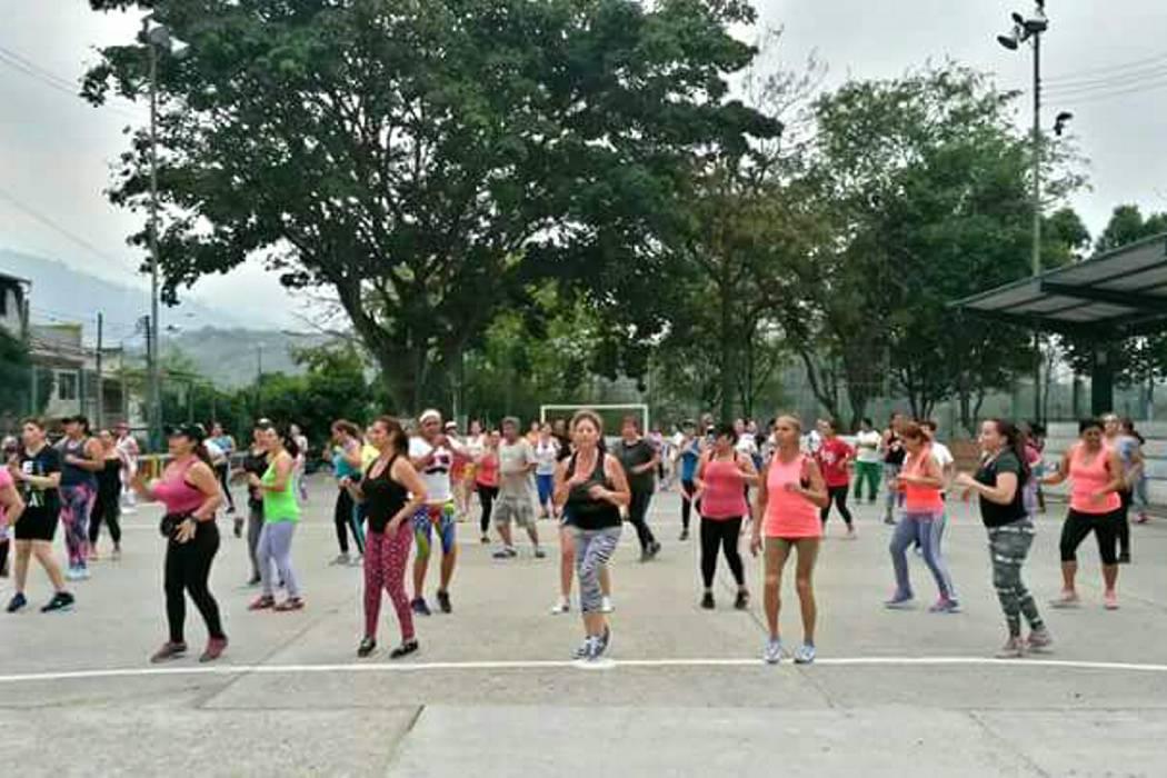 Ideflorida reactivó las 'bailoterapias', desde esta semana