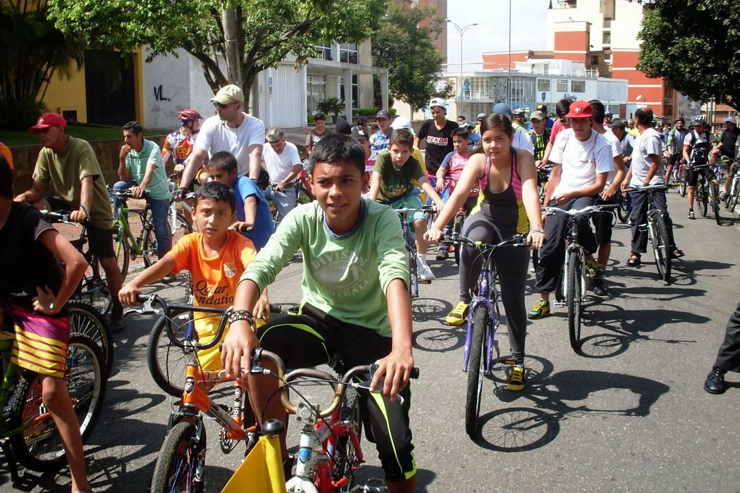 Semana de la Bicicleta en Bucaramanga se realizará en abril próximo
