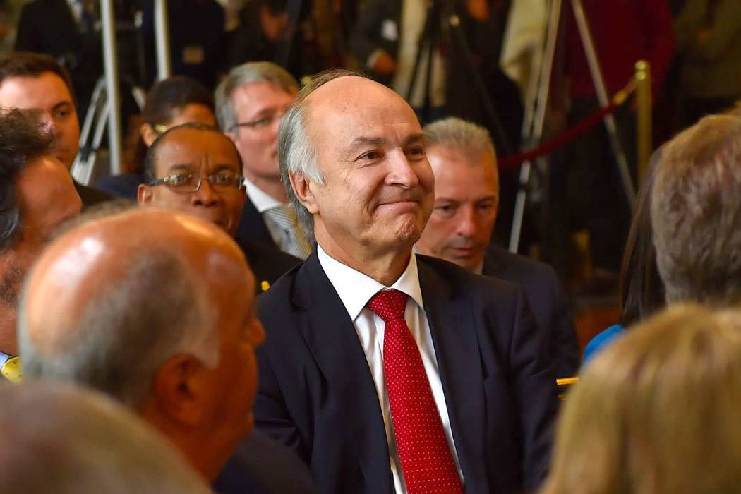 Nombran a Enrique Gil Botero como nuevo ministro de Justicia