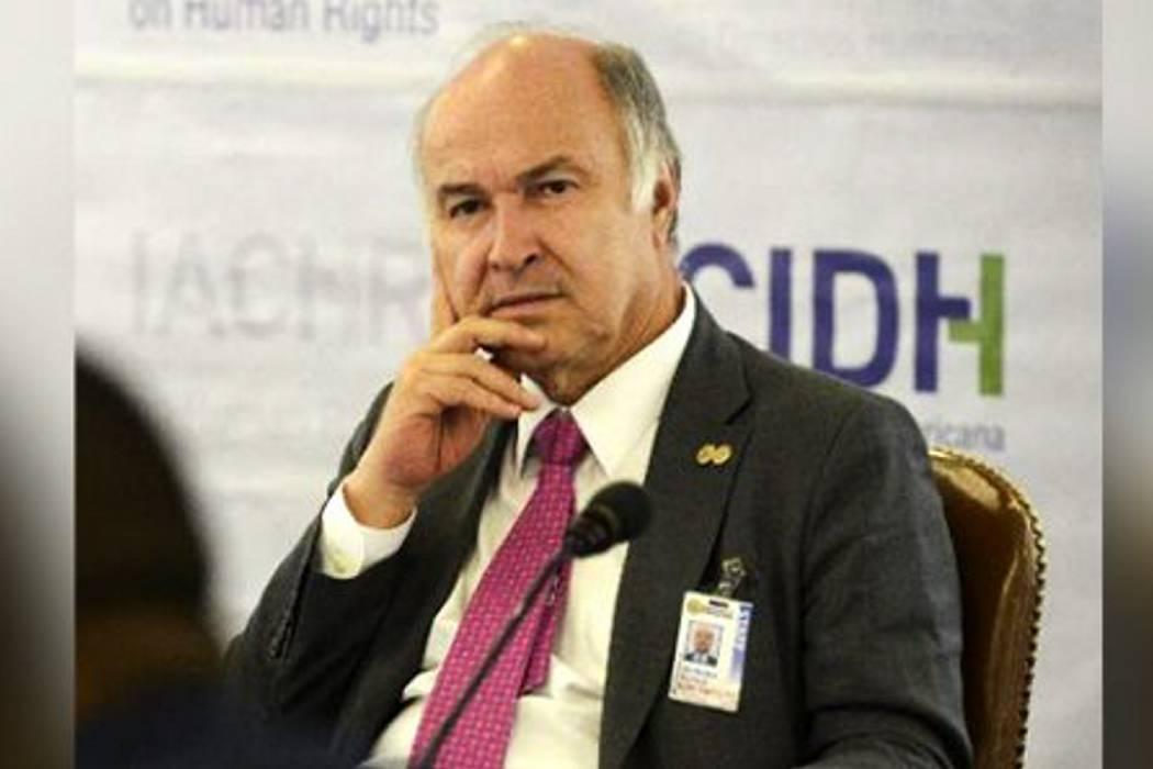 Enrique Gil Botero, el nuevo ministro de Justicia