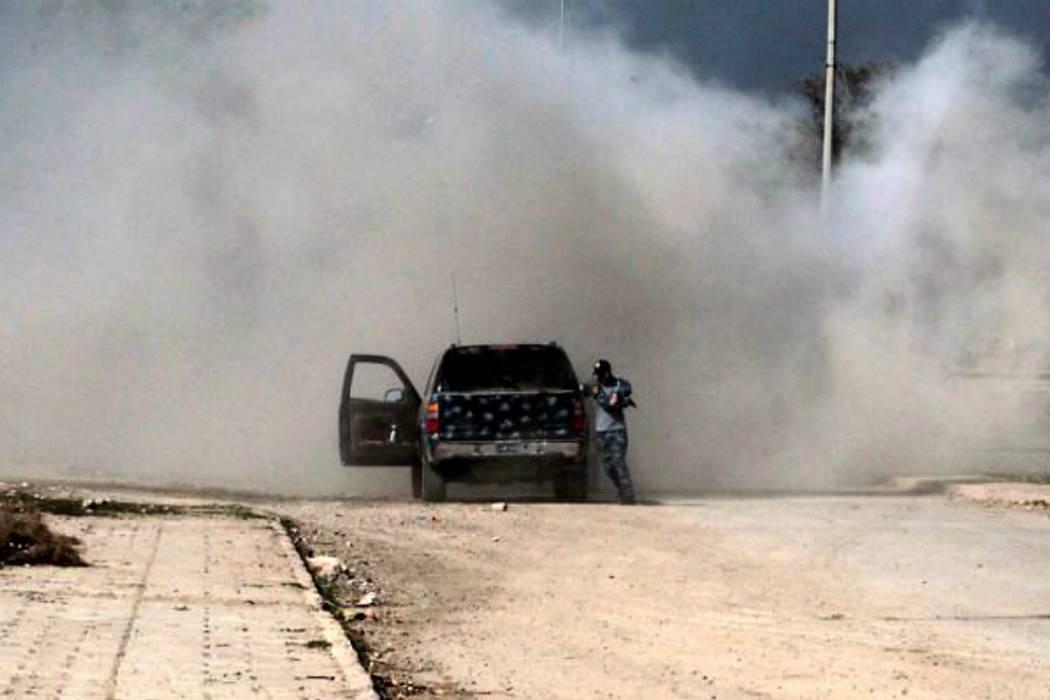 Al menos 40 muerto en Siria por ataques suicidas de un frente de Al Qaeda