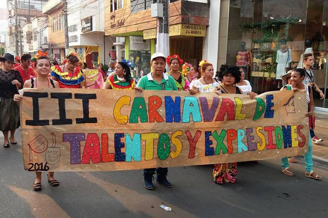 Día de la Mujer se conmemorará con un carnaval