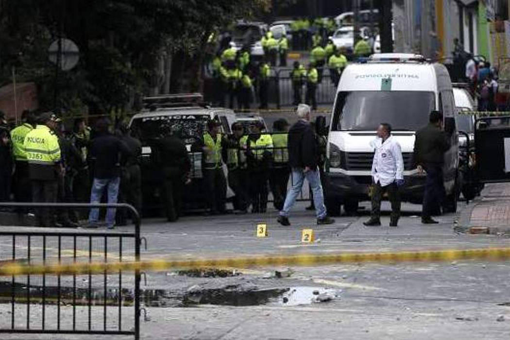 Ataque en Bogotá fue cometido por el Eln