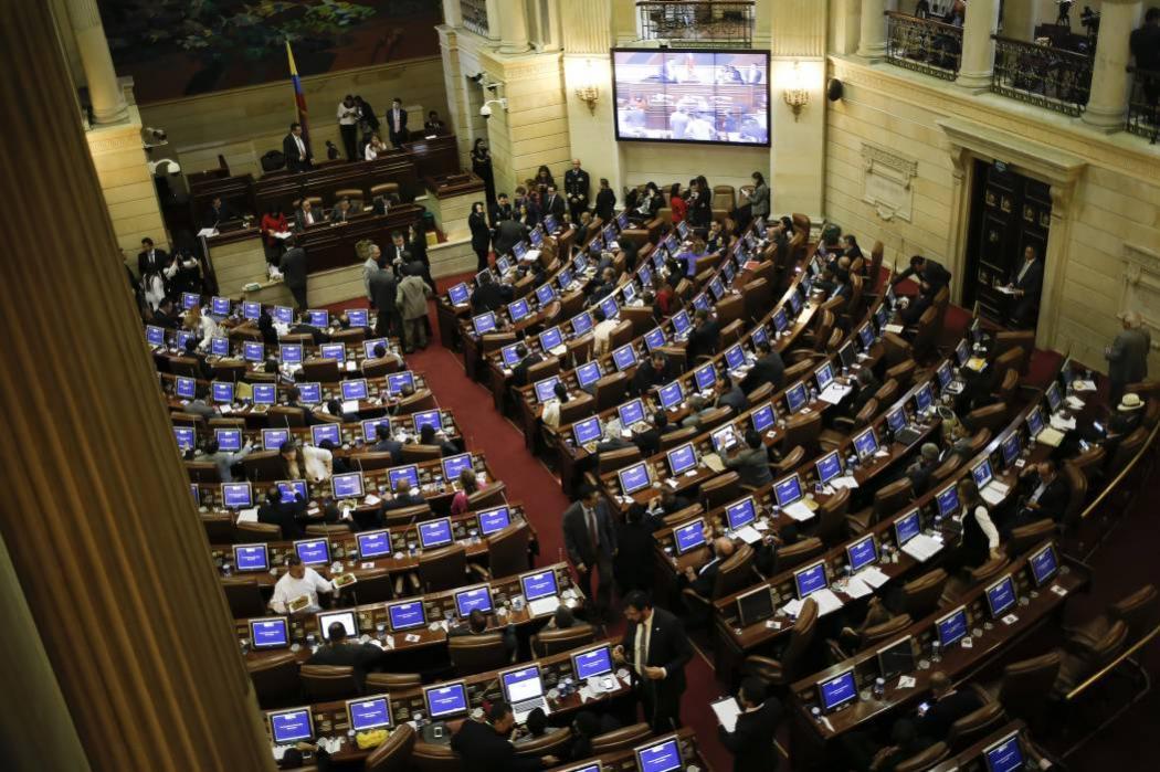 Pasó al Senado la reforma que crea el partido político de las Farc