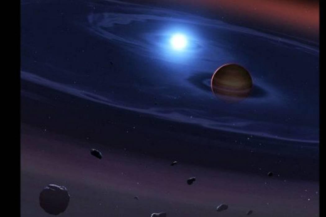 Vea por qué estos asteroides descubiertos son tipo Star Wars