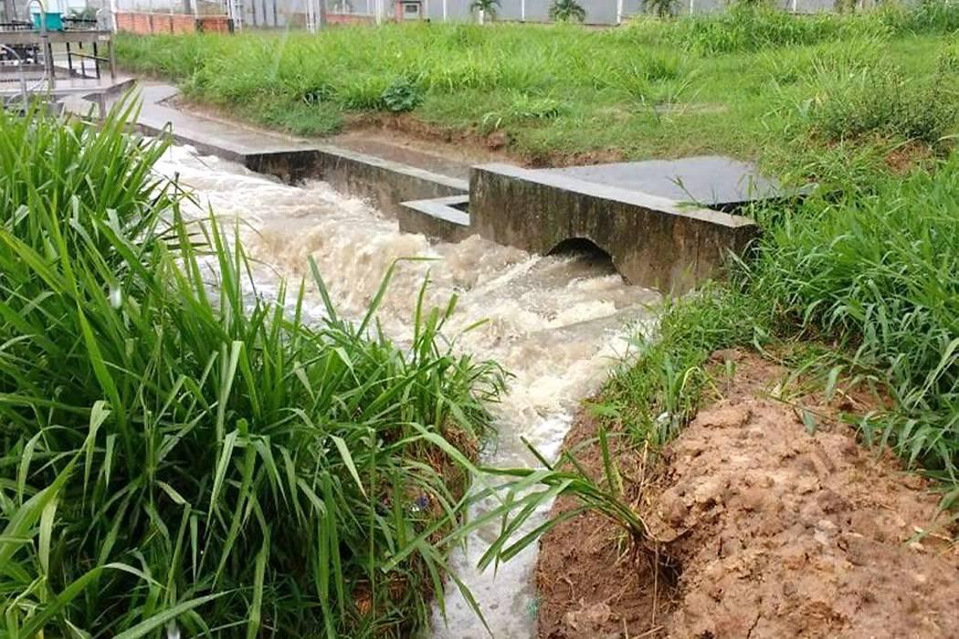 Tras las fuertes lluvias que azotaron al municipio, la Piedecuestana ESP entregó parte de normalidad