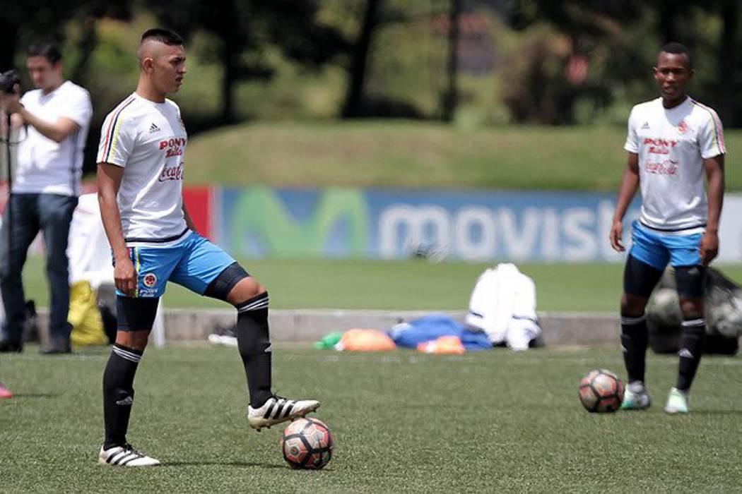 Selección Colombia se impuso 2-1 ante Ecuador en el hexagonal del Sudamericano Sub17