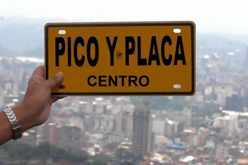 Personería solicita nulidad definitiva del Pico y Placa del Centro