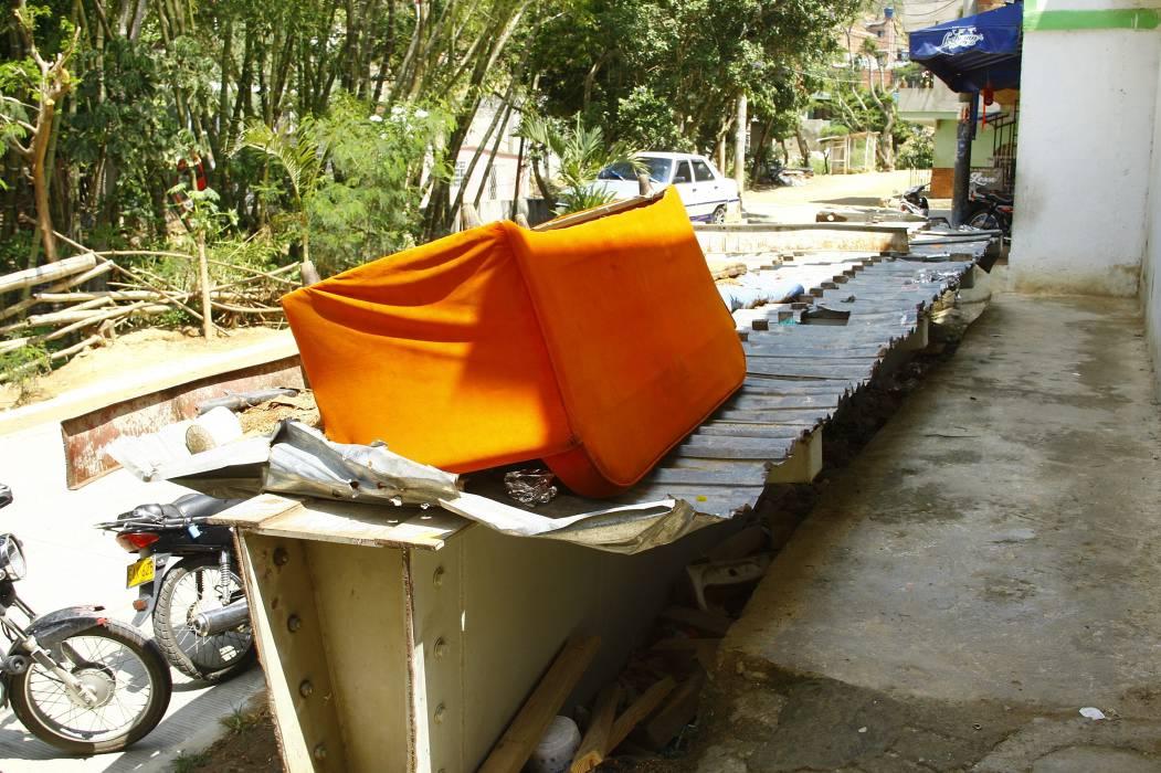 Comunidad de Granadillo pide instalación de puente metálico