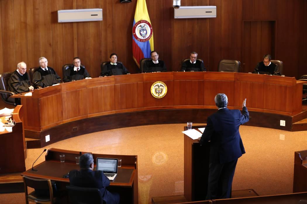 Corte Constitucional tumbó primer decreto de paz