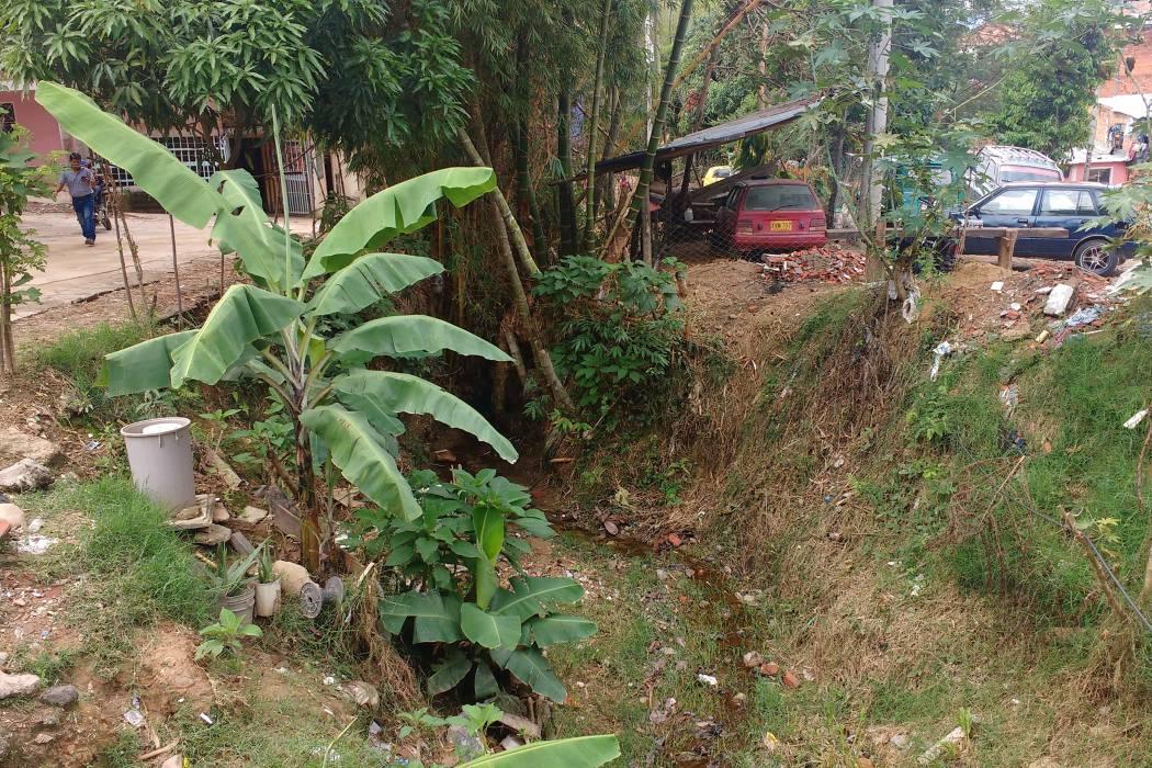 Comunidad de Granadillo solicita obras de mitigación