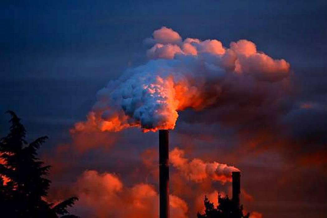 Hay alarma por el fuerte incremento de CO2 en la atmósfera