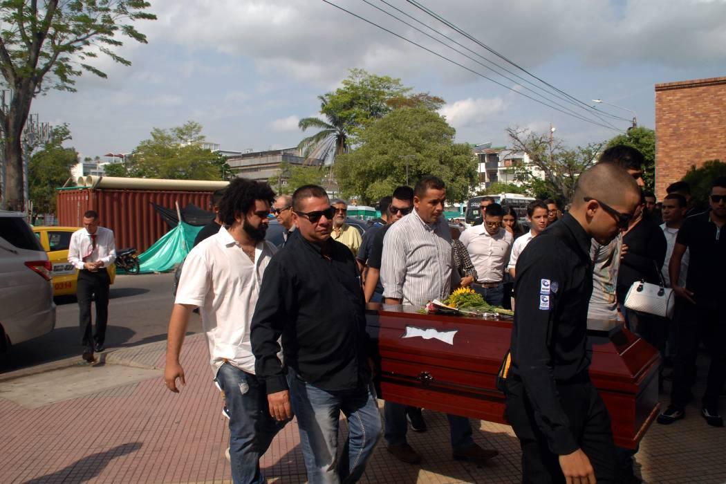 """""""Los que hicieron esto deben pagar"""": familiares de hombre asesinado en Santander"""