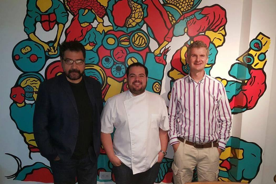 Este bumangués representará a Santander en el festival internacional de comida francesa