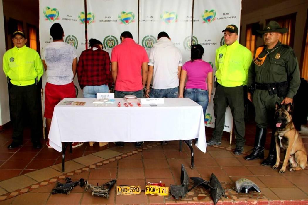 Tras allanamientos, Policía dio captura a seis personas