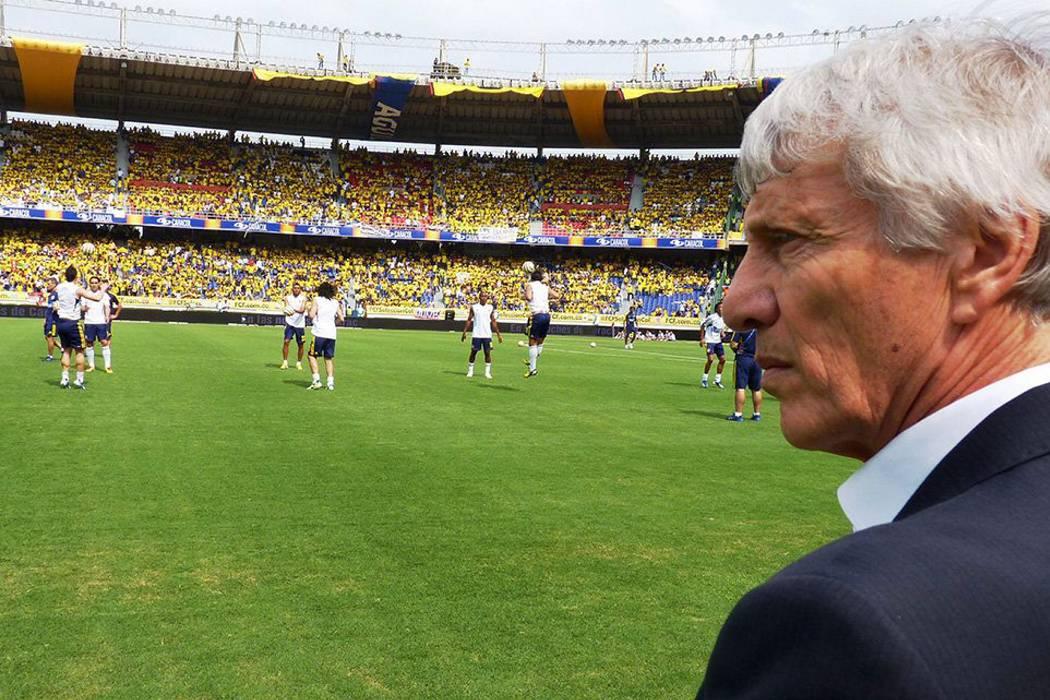 La Selección Colombia ya se entrena en Barranquilla de cara a las eliminatorias