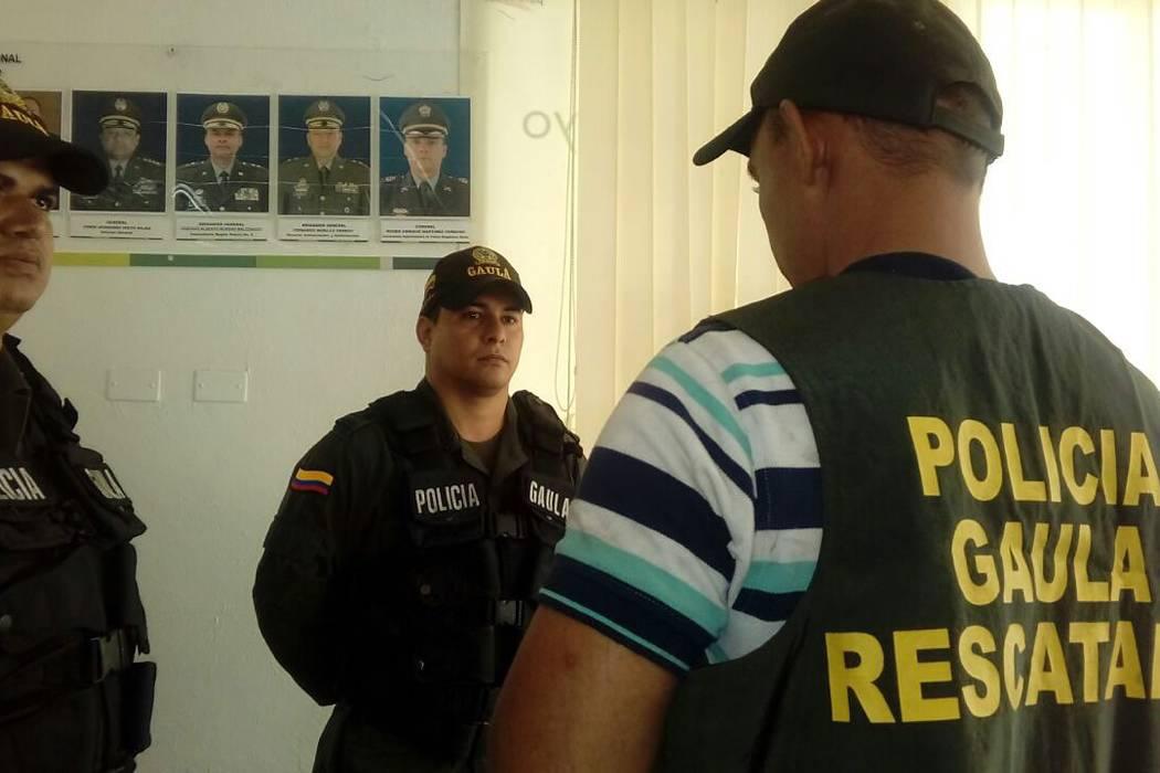 Llamada de su esposa salva a camionero de un secuestro en Santander