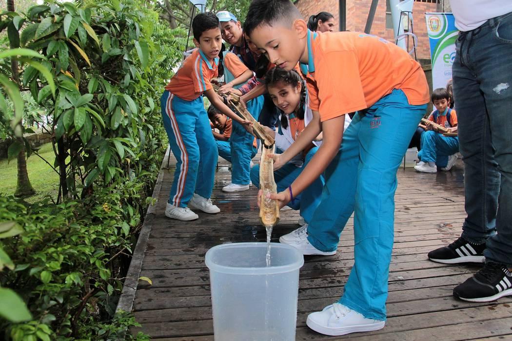 En 170 litros al día, sigue la dotación de agua por bumangués