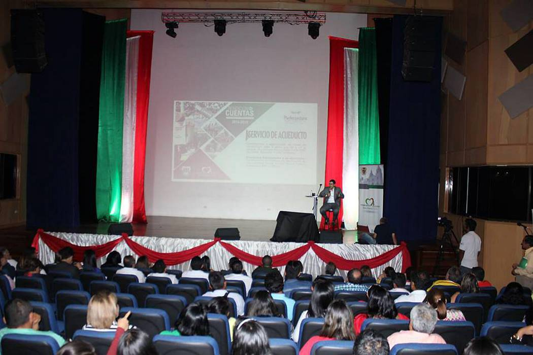 Alcalde de Piedecuesta presentó balance del II semestre de 2016
