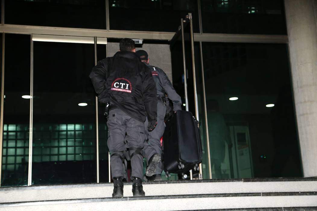 Capturan funcionarios de la Fiscalía por presuntos nexos con narcotráfico