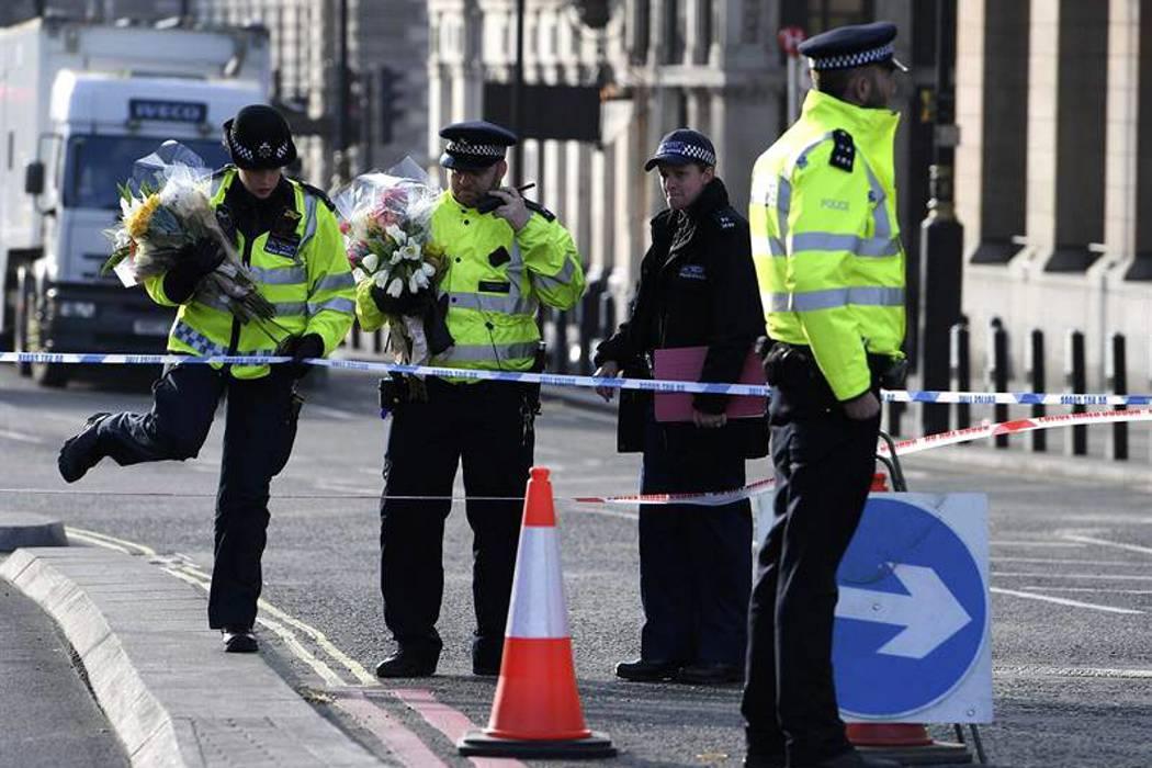 El EI se atribuyó el atentado en Londres
