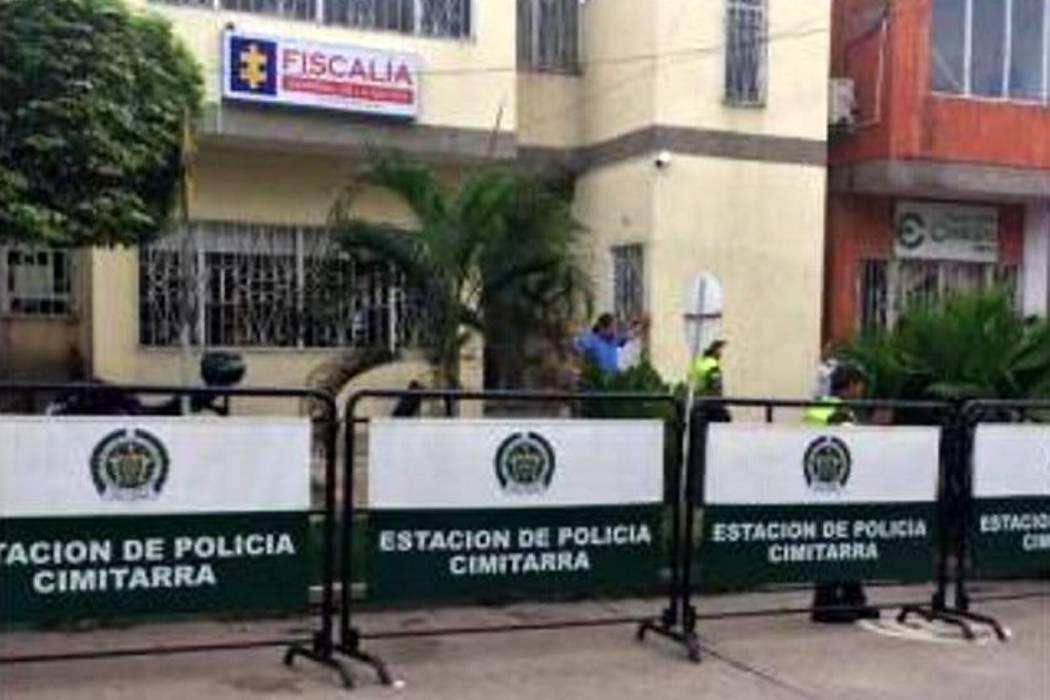 Se habría entregado presunto homicida de una madre y su hijo en Sucre