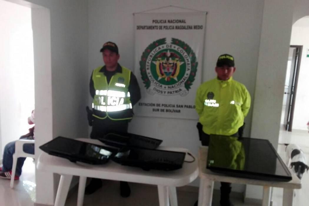 Capturan a delincuente que desocupó un bar en San Pablo, Bolívar