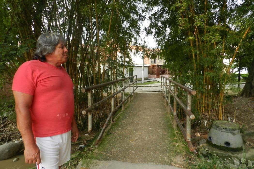 La comunidad del barrio Villa Lina se declara en alerta