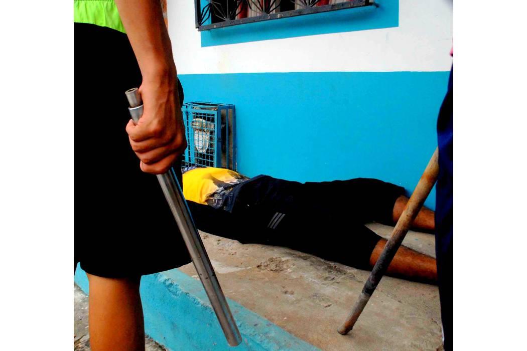 Asesinan a garrotazos a un hombre en Simití, Bolívar