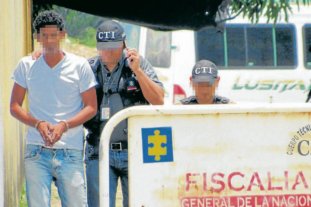 Hombre fue capturado por abusar de tres niñas en Santander