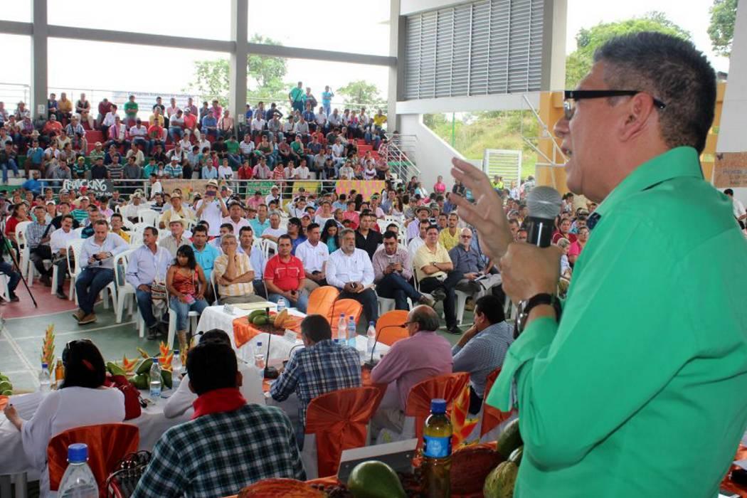 Promueven consulta popular contra minería en Santander