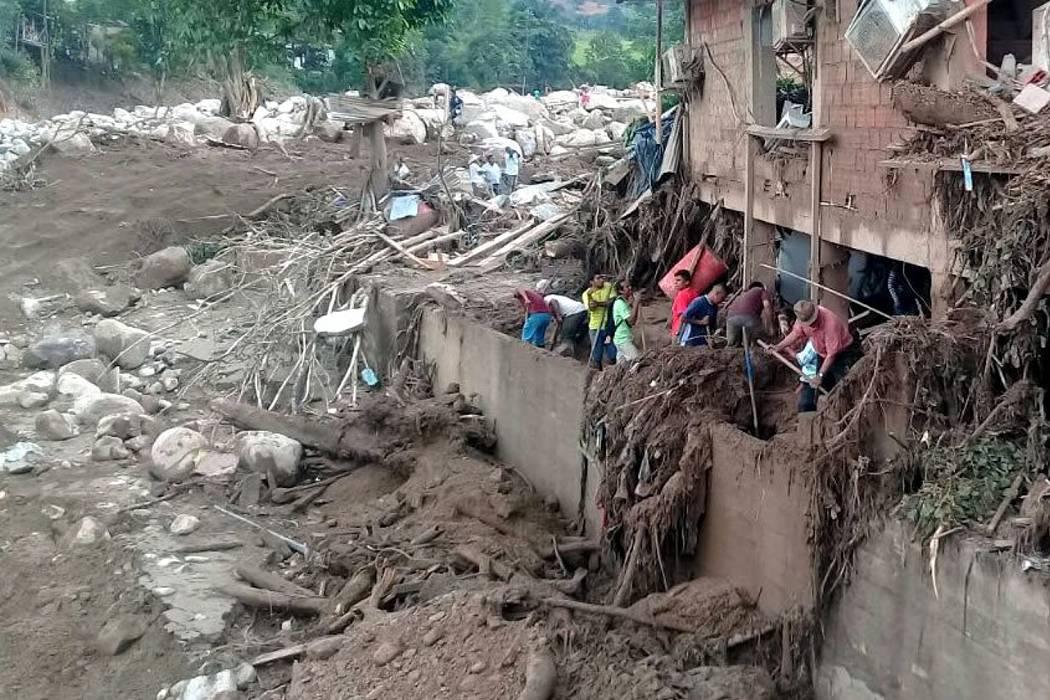 """""""Yo vi la muerte de frente"""": sobreviviente de Mocoa"""