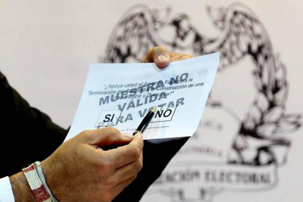 Le piden a la Corte Constitucional que no falle demanda del Plebiscito por la Paz