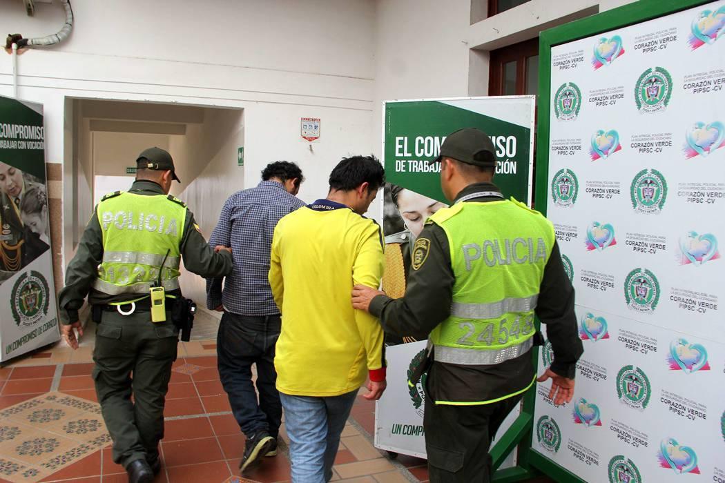 Capturan en el Aeropuerto Palonegro a presuntos homicidas del hincha de Alianza Petrolera