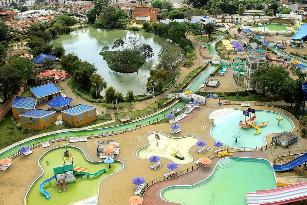 Ya no se liquidará el parque Acualago de Floridablanca