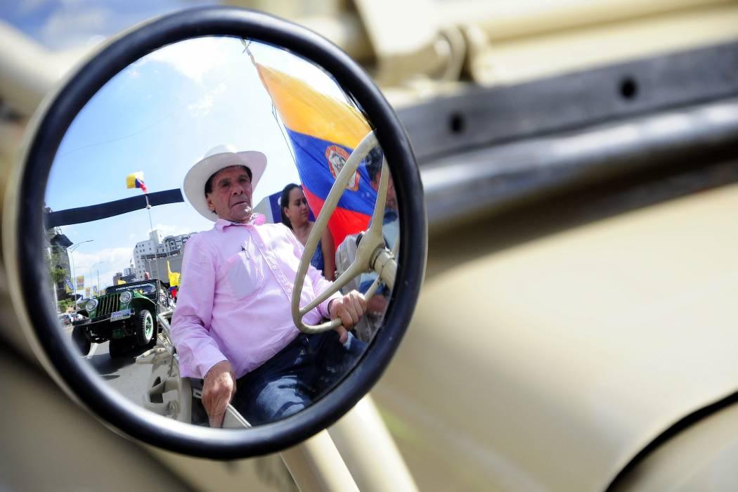 Llega la 'Expedición Willys por Santander'