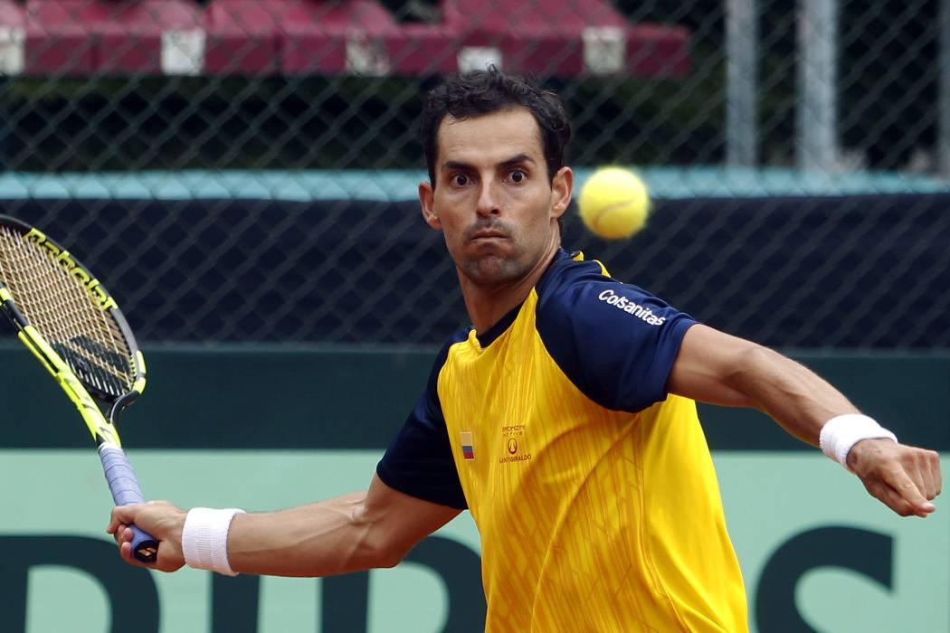 Colombia derrotó a Chile en la Zona Americana de la Copa Davis