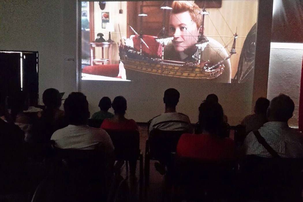 Comunidad vulnerable tuvo 'Cine Incluyente'