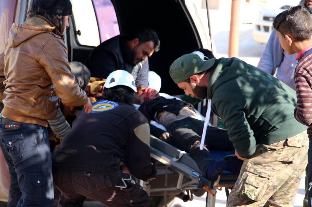 Incógnita sobre futuro de evacuaciones en Siria, tras ataque con 126 muertos