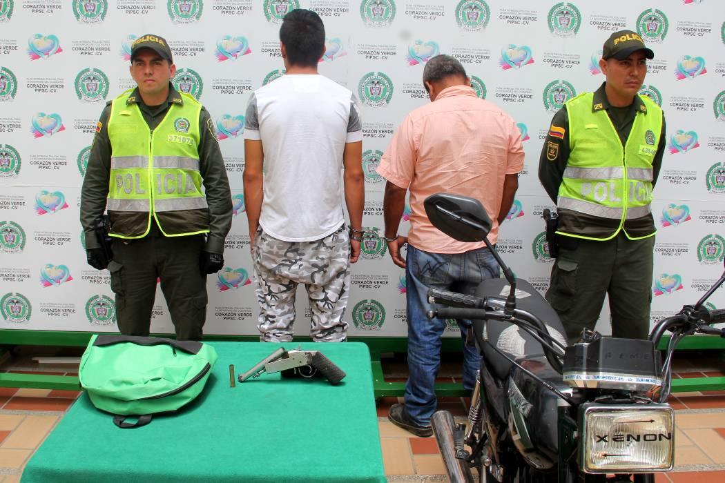 Capturados dos hombres por tentativa de homicidio